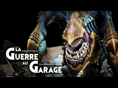 - La Guerre au Garage N°8 - Rapport de bataille Hordes Orboros vs Everblight