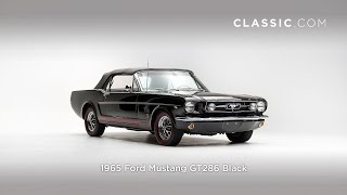 1965 Ford Mustang GT289 Black