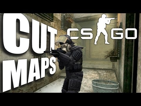 All Unreleased Counter-Strike Maps - CS:CZ To CS:GO