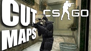 All Unreleased Counter-Strike Maps - CS:CZ to CS:GO
