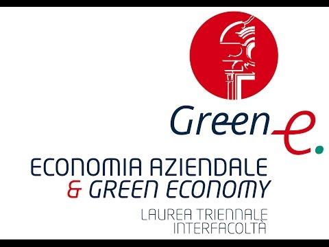 Corso di laurea in Economia Aziendale e Green Economy