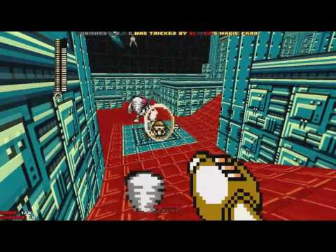 Mega Man 8-Bit Deathmatch V5 - Punished T.O.H.G BOT And Oliver Skin Updated