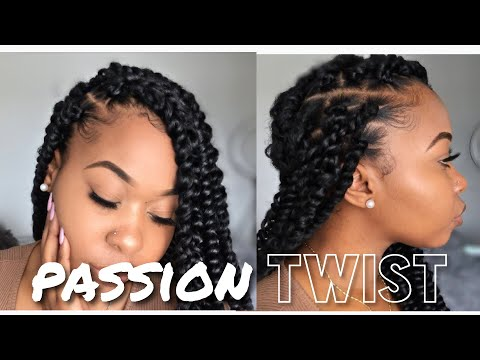 Diy Passion Twists Extra Product To Make Em Last