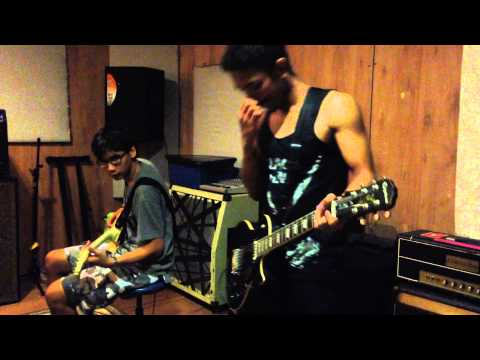 Cokelat - bendera (band cover)