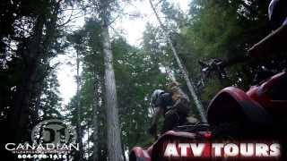 Wild, Wild West ATV Tour, Whistler