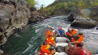 Сплав река Быстрая Камчатский край Быстринский район