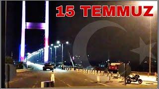 Darbe 15 temmuz şehitler köprüsü  uğur savaş