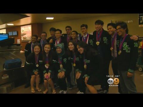 Team From Granada Hills Charter High Wins State Academic Decathlon (Again)