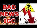 Horrible News For IGC - Bad News For IGC Shareholders - IGC Delisted From NYSE- IGC Stock Crash/Scam