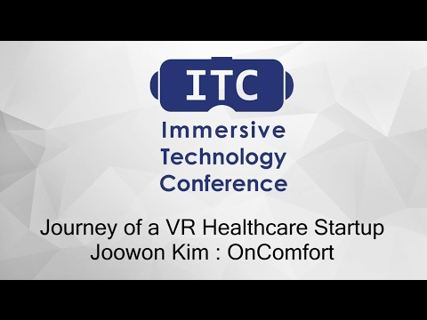 Journey of a VR Healthcare Startup : Joowon Kim - OnComfort
