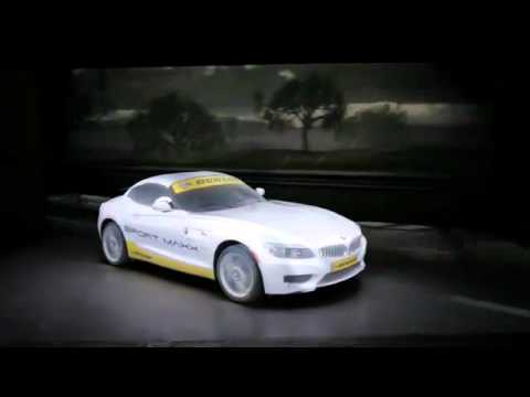 Mapping Car Dunlop Sport Maxx