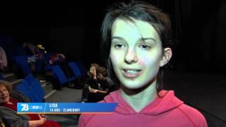 Danse: les 6-14 ans sur la scène du Prisme à Élancourt