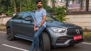 Mercedes-AMG GLC 43 Coupe - Super Fun SUV | Faisal Khan