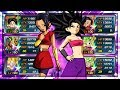 100% FULL KALE & CAULIFLA TEAM showcase! SAIYAN GIRL POWER! 😍 | Dragon Ball Z Dokkan Battle