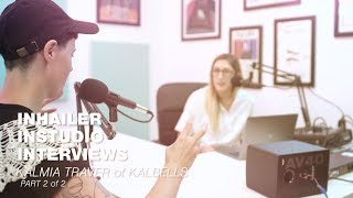 Kalbells: INHAILER Instudio Interviews part 2 of 2