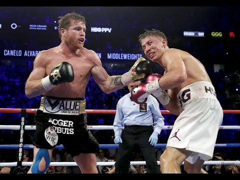 Alvarez Wins Narrow Decision For Middleweight Title
