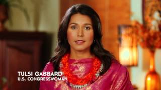 US Congresswoman Tulsi on Gita - Forwarded by Gokul Bhajan