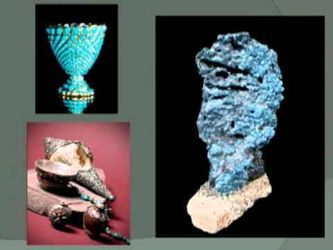 Five Things You Never Knew About the NM Gemstone Turquoise - by Joe Dan Lowry