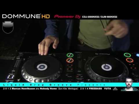 Liquid Drop Groove Presents BROADJ 2016.09.06 (Tue) at Dommune/Marcus Henriksson