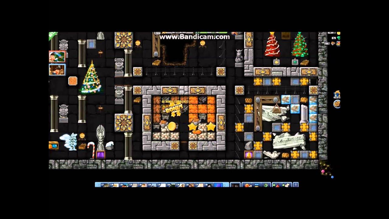 Diggy's Adventure Christmas Challenge 5 - YouTube
