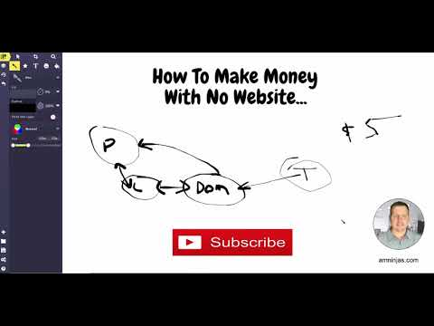 Make Money WITHOUT A Website (SIMPLE METHOD)