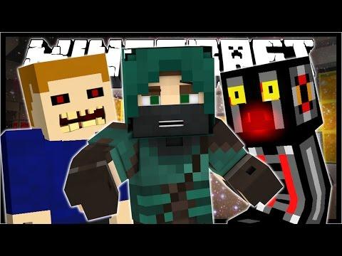 Minecraft | NOPE NOPE NOPE! | Exodus Quarantine Minecraft Custom Map [1/2]
