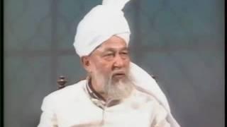 Liqa Ma'al Arab #70 Question/Answer English/Arabic by Hadrat Mirza Tahir Ahmad(rh), Islam Ahmadiyya