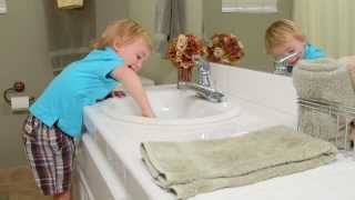 Baby proof door locks that are secure for your child from Door Monkey