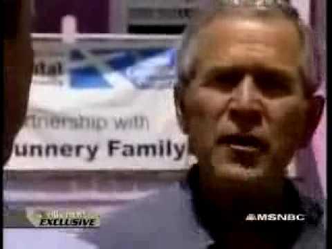 Brian Williams Interviews Bush (8/29/06)