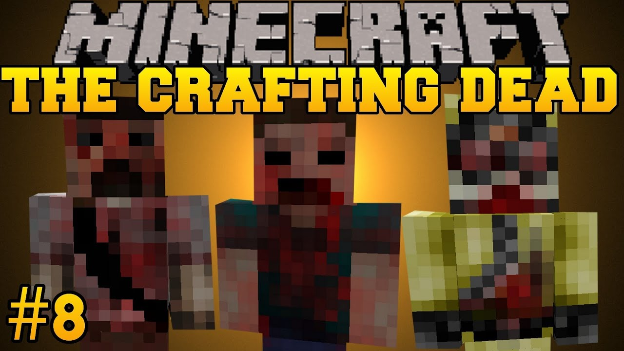 the crafting dead mod minecraft the crafting dead let s play part 8 the 5576