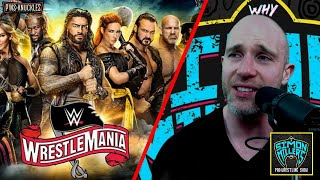 WWE WrestleMania 36 Predictions!