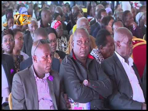 Kenyatta, DP Ruto call for an end to endless politicking