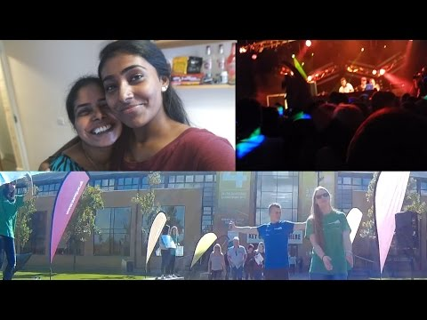 MOVING INTO UNIVERSITY UK - FIRST DAY OF UNI VLOG | FRESHERS WEEK DAY 1