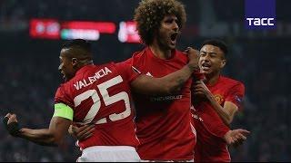 Финал Лиги Европы   Манчестер Юнайтед  встретится с  Аяксом