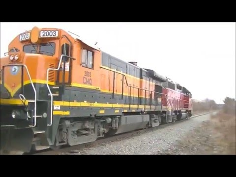 Central Maine & Quebec Railway - Northern Maine Junction Local Jobs