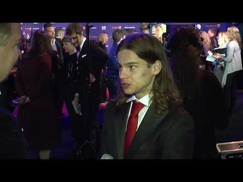 Oskar Rozenberg Hallberg - Idrottsgalan 2018