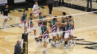 Rainbow Warriors stun BYU in semifinal sweep, advancing into MPSF Championship