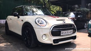 Mini Cooper S John Cooper Works F56 2018 | Real-life review