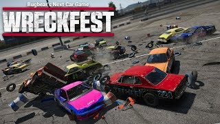Demolition Derby Destruction! | Wreckfest
