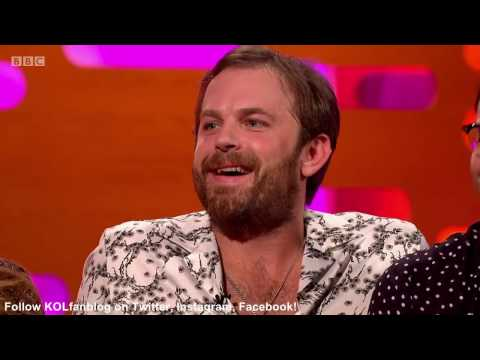 Interview - Graham Norton (Kings Of Leon)