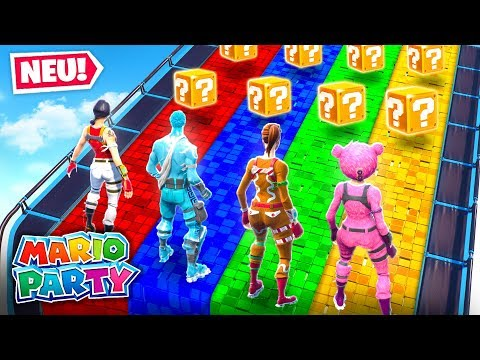 *NEU* MARIO PARTY Modus in Fortnite!