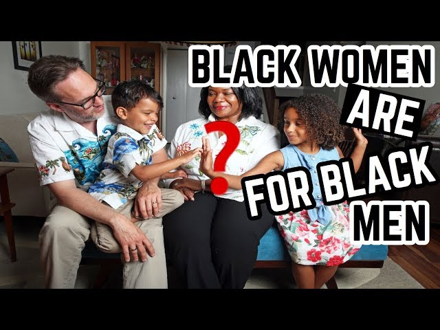 Why Black Women Should NEVER Date White MEN????| Thee Mademoiselle ?