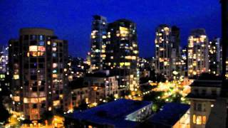 Sound of Vancouver when the Canucks win the Western Conference finals