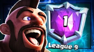 BEST HOG PLAYER EVER? 6749 Trophies #1 Deck 2.6 Hog Cycle