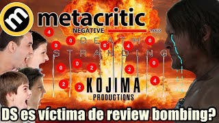 Death Stranding Sufre Review Bombing  Esto Lo Advertí Con Los Review Bombing De Astral Chain