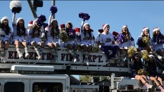 VIDEO: El Centro celebrates Christmas with parade