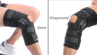 DonJoy Playmaker Ligament Knee Brace