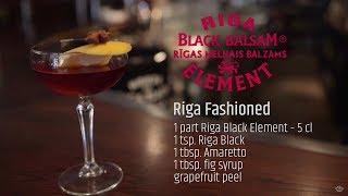Riga Fashioned