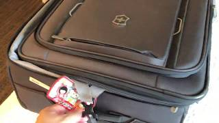 Victorinox Worx Suitcase Review