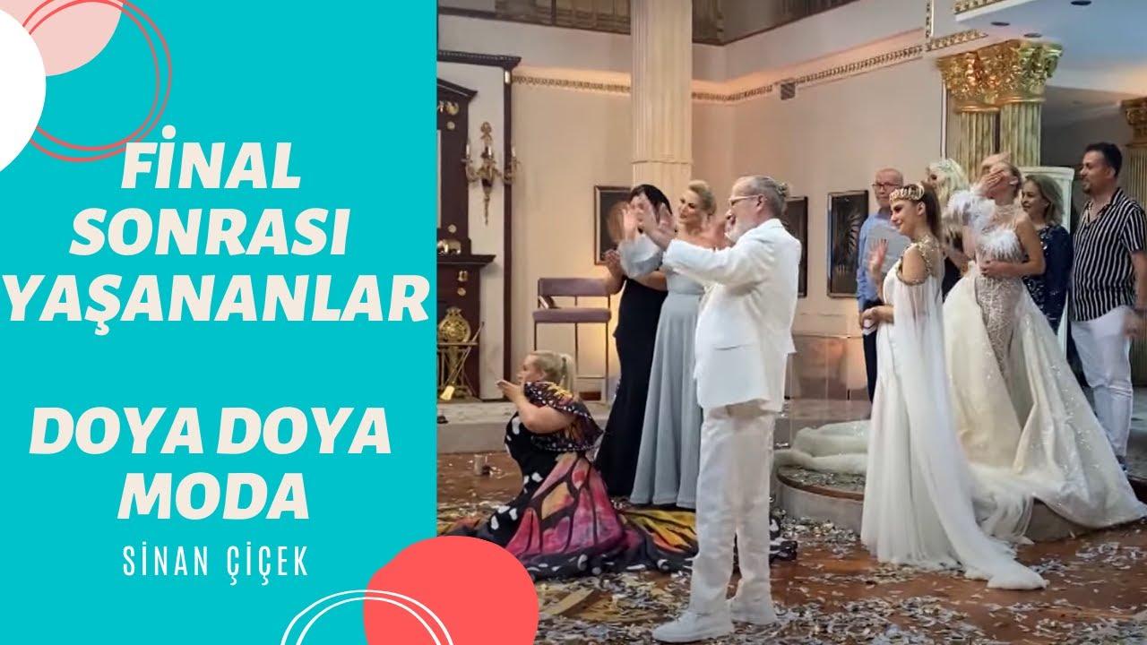 FİNAL SONRASI YAŞANANLAR!!   Doya Doya Moda